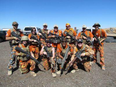 echipa cu echipament in aceeasi nuanta airsoft blog squad store