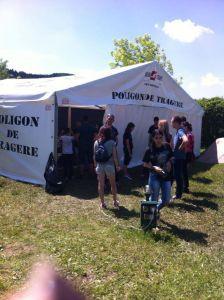 poligonul de tragere airsoft squad store de la cluj bike fest
