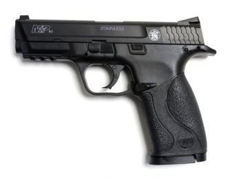 Replica S&W M&P40 slide metal CyberGun magazin Squad Store