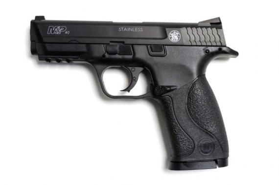 Replica S&W M&P40 CO2 CyberGun magazin Squad Store