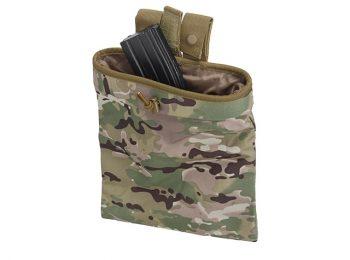 Saculet utilitar pliabil multicamo - 8Fields magazin Squad Store