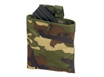 Saculet utilitar pliabil woodland - 8Fields magazin Squad Store