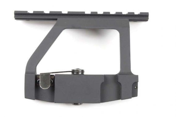 Montura luneta AK74 - negru magazin Squad Store