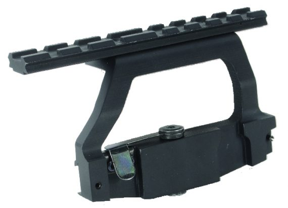 Montura luneta SVD Dragunov - Swiss Arms magazin Squad Store