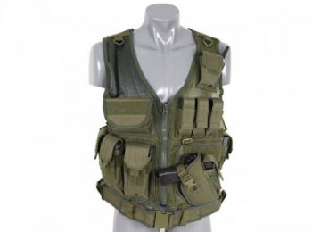 Vesta tactica olive 8Fields magazin Squad Store