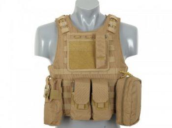 Vesta AAV FSBE coyote 8Fields magazin Squad Store