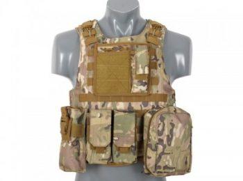 Vesta AAV FSBE multicamo 8Fields magazin Squad Store