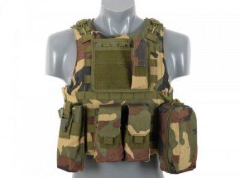 Vesta AAV FSBE woodland 8Fields magazin Squad Store