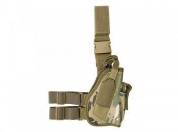 Toc pistol pentru picior multicamo - 8Fields magazin Squad Store