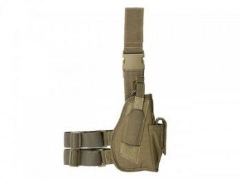 Toc pistol pentru picior coyote - 8Fields magazin Squad Store
