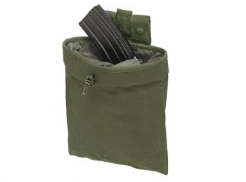 Saculet utilitar pliabil olive - 8Fields magazin Squad Store