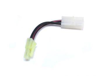 Cablu adaptor acumulator - CyberGun magazin Squad Store
