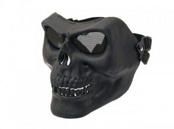 Masca Skull full face neagra ACM magazin Squad Store