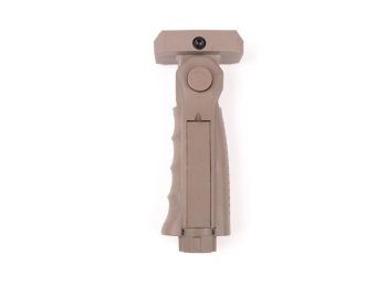 Maner vertical pliabil Coyote - Swiss Arms magazin Squad Store