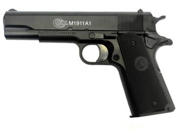 Replica Colt 1911 HPA slide metal CyberGun magazin Squad Store