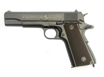 Replica Colt M1911 full metal CyberGun magazin Squad Store