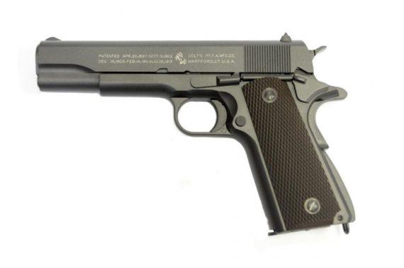 Replica Colt M1911 full metal CyberGun magazin Squad Store