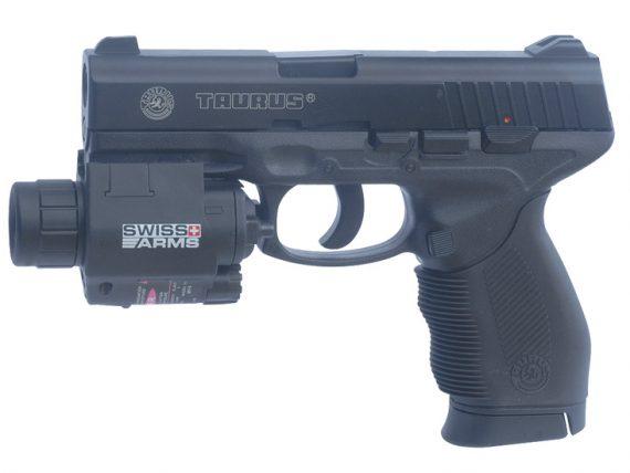 Replica Taurus PT24/7 slide metal CyberGun magazin Squad Store
