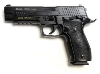 Replica Sig Sauer P226 X-Five full metal CyberGun magazin Squad Store