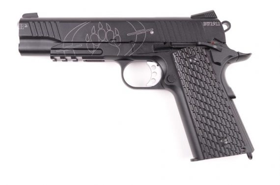 Replica Blackwater BW1911 R2 full metal CyberGun magazin Squad Store