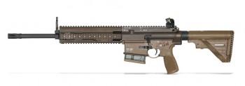 """Pusca de vanatoare carabina MR308 A3 - 16.5"""" - Heckler & Koch 0"""