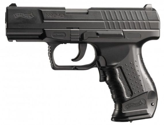 Replica pistol Walther P99 DAO Umarex magazin Squad Store