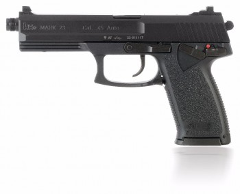 Pistol Mark 23 - Heckler & Koch 0