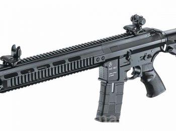 Replica PAR MK3 R MTR cu blow-back ICS magazin Squad Store