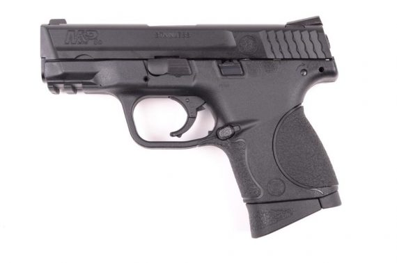 Replica pistol S&W M&P 9C full auto CyberGun magazin Squad Store