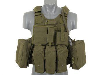 Vesta tactica Ciras Land olive 8Fields magazin Squad Store
