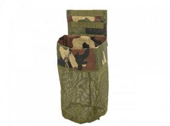 Dump Pouch Roll Up woodland - 8Fields magazin Squad Store