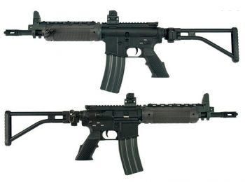 Replica LR300 scurt full metal A&K magazin Squad Store