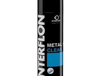 Solutie Metal Clean 500 ml - Interflon magazin Squad Store