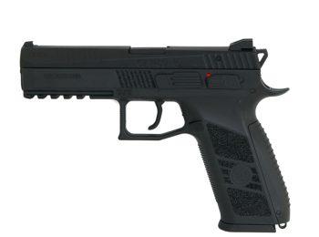 Replica pistol CZ 75 P-09 slide metal ASG magazin Squad Store