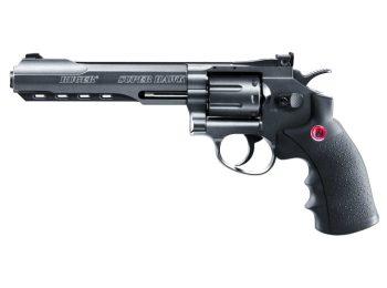 Revolver Ruger Super Hawk 6 inch CO2 Umarex magazin Squad Store