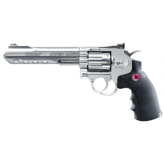 Revolver Ruger Super Hawk 6 inch crom Umarex magazin Squad Store