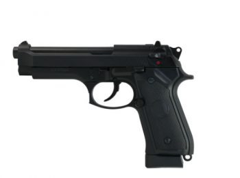 Replica M9 full metal Green Gas - KJW magazin Squad Store