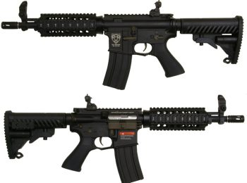 Replica M4 A1 ASR103 Warrior APS magazin Squad Store