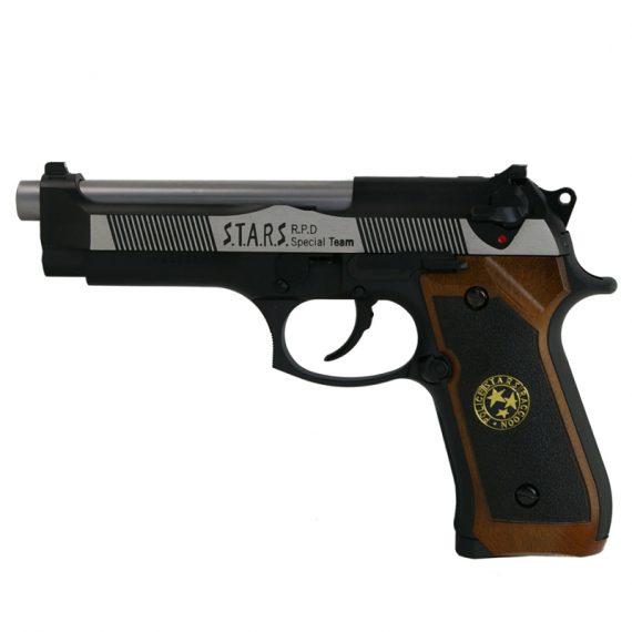 Replica pistol M9 Biohazard 2tone STTi WE magazin Squad Store
