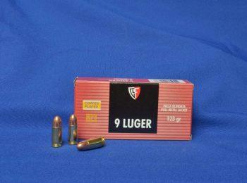 Munitie Fiocchi cal. 9 Luger magazin Squad Store