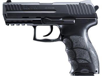 Replica pistol HK P30 slide metal Umarex magazin Squad Store