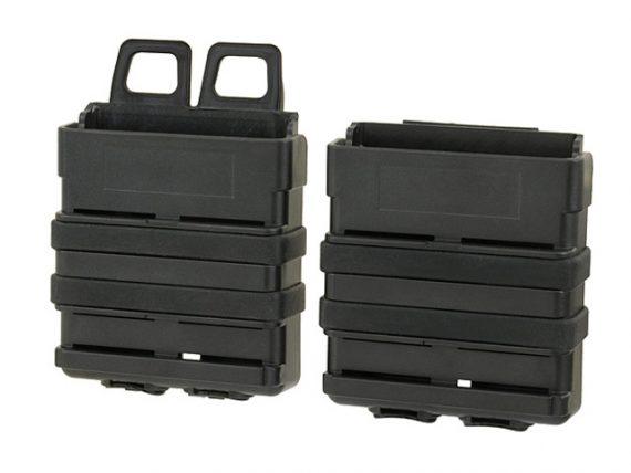 Portincarcator rapid din polimer pentru SR25 negru FMA magazin Squad Store