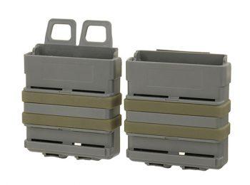 Portincarcator rapid din polimer pentru SR25 foliage - FMA magazin Squad Store