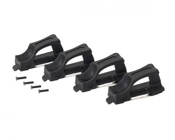 Set manere pentru M4 - Black magazin Squad Store