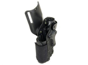 Toc pistol curea ambidextru black - ACM magazin Squad Store