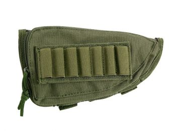 Port utilitar 7 cartuse pentru pat arma - olive magazin Squad Store