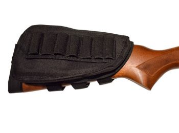 Port utilitar 7 cartuse pentru pat arma - black magazin Squad Store