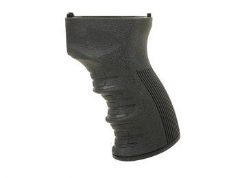 Maner ergonomic pentru AK black - APS magazin Squad Store