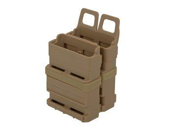 Portincarcator rapid din polimer M4/M16 dark earth FMA magazin Squad Store