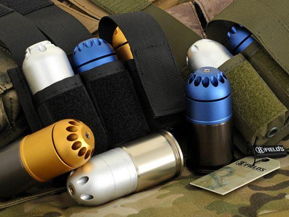 Port utilitar 3 grenade olive - 8Fields magazin Squad Store
